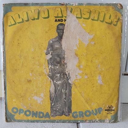 Aliwo Akashile & His Oponda Group [Ekimogun]