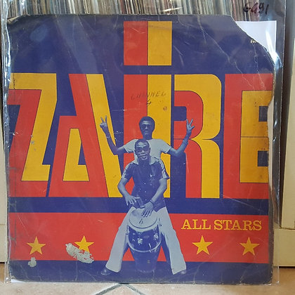 Zaire All Stars [Foss Sound ‎– FO 2]