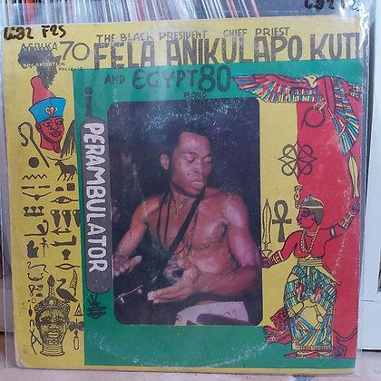 Fela Anikulapo Kuti And Egypt 80 Band – Perambulator [Lagos International]