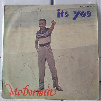 McDormett – It's You [Desilver Records – DSRL 001]
