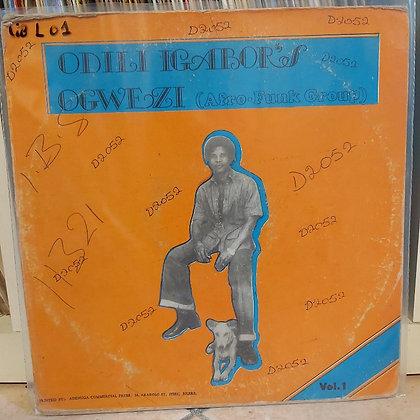 Odili Igabor's Ogwezi (Afro-Funk Group) – Mary Love [Coconut]