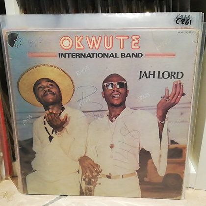 Okwute International Band – Jah Lord [EMI – NEMI (LP) 0558]