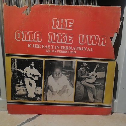 Ichie East International – Ihe Oma Nke Uwa [Cosmos]