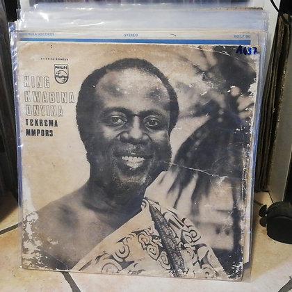 King Kwabina Onyina - Tekrema Mmporo [Philips]