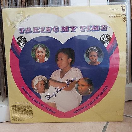Christy Essien Igbokwe – Taking My Time [Soul Train Records – STR 001]