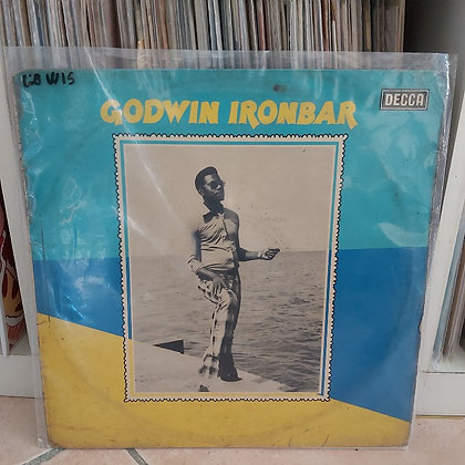 Godwin Ironbar ‎– Godwin Ironbar & His High-Life Rock Exponent [Decca]