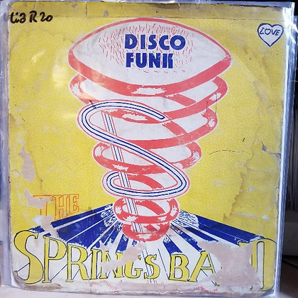 The Springs Band ‎– Disko Funk [Fontana]