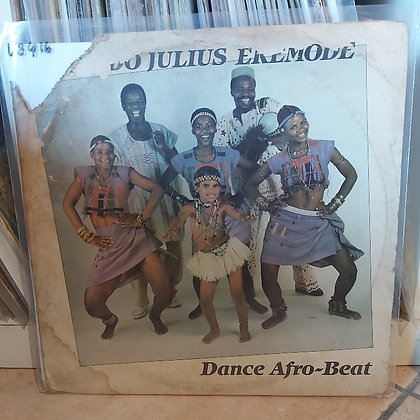 Orlando Julius ‎– Dance Afro-Beat [Afro-Beat Records ‎– AB001]