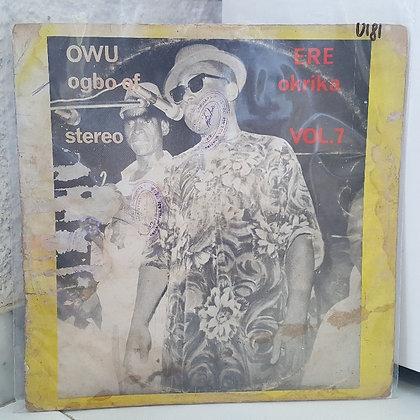 Owu Ere Ogbo of Okrika - Vol.7 [Blue Stones]