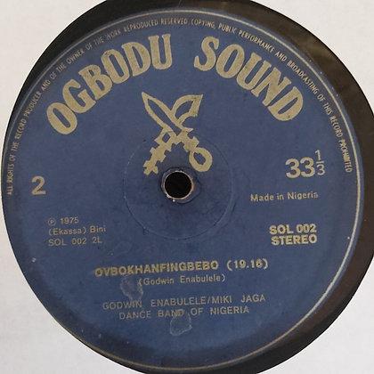 Godwin Enabulele & Miki Jaga - Ede Rie-Owen [Ogbudu Sound]