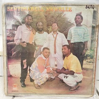 Sentimabell Nkwelle avec Lions Stars [Raslps135] 1994