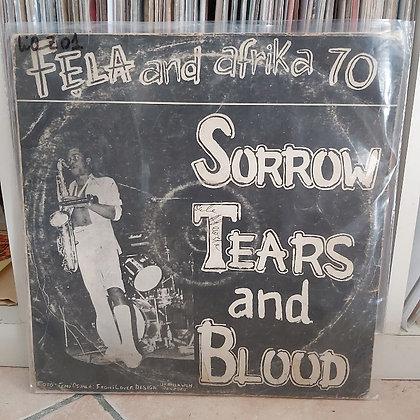 Fẹla And Afrika 70 – Sorrow Tears And Blood [Kalakuta]