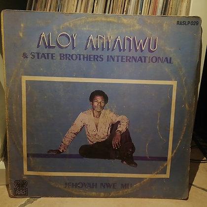 Aloy Anyanwu & States Brothers International – Jehovah Nwe Mu [RAS] 1981