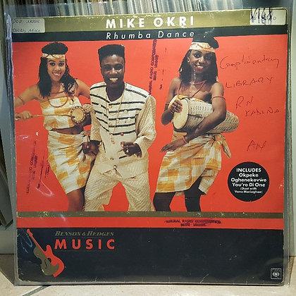 Mike Okri – Rhumba Dance [Benson & Hedges Music – BHM 0011]