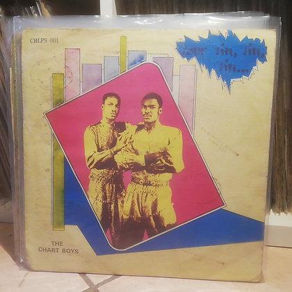 The Chart Boys - Your Tin Tin Tin...  [CBLPS001]