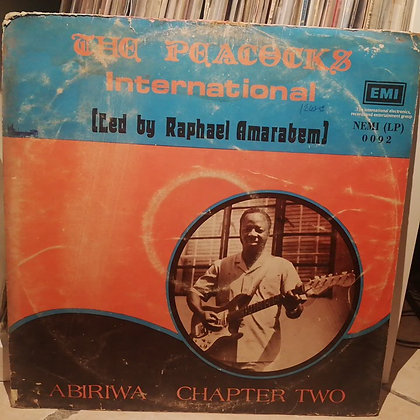 The Peacocks International ‎– Abiriwa Chapter Two [EMI]