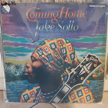 Jake Sollo ‎– Coming Home [EMI]
