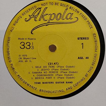 Tone Masters Guitar Band [Akpola AGL48]