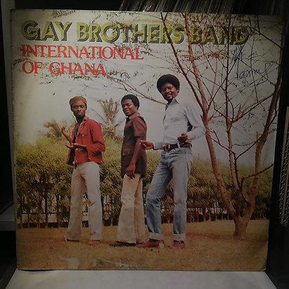 Gay Brothers Band International Of Ghana [BEN] 1981