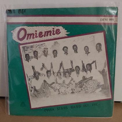 Delta Stars Band Int - Omiemie [De-Fani]