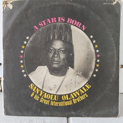 Sanyaolu Olawale & his Great international brothers – A Star Is Born