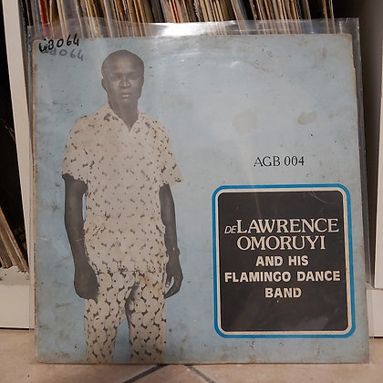 De Lawrence Omoruyi & His Flamingo Dance Band [Akpolla]