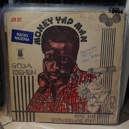 Gosa Idehen And The Struggling Men ‎– Money Yap Man [Joromi]