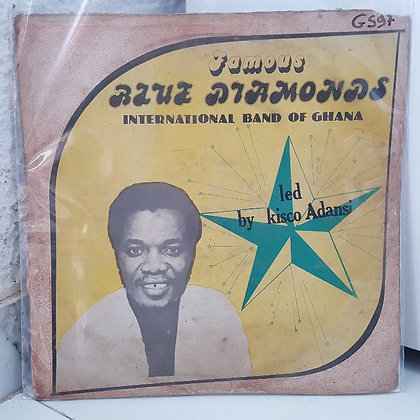 Famous Blue Diamonds International Band Of Ghana ‎– Anoma Breku [Happy Bird]