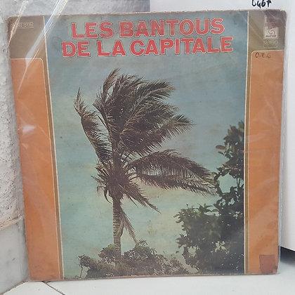 Les Bantous De La Capitale [Pathé Marconi EMI ]