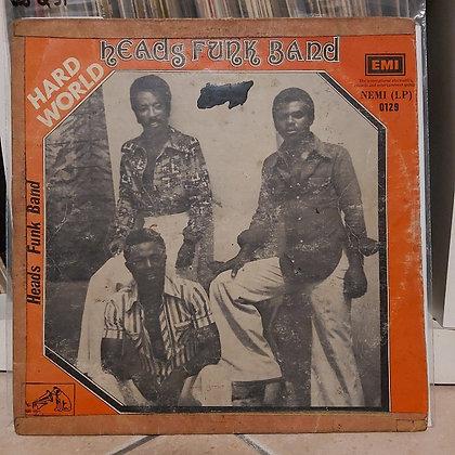 Heads Funk Band – Hard World [EMI]