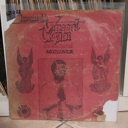 Honourable Vincent Ugabi Dance Band Agenebode [Vins & Dav Records – VDR 01]