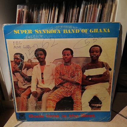 Super Sankofa Band Of Ghana – God's Time Is The Best [RAS]