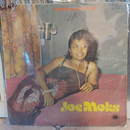 Joe Moks – Boys And Girls [Afrodisia]