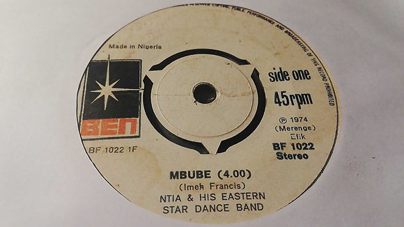 Ntia & His Eastern Star Dance Band - Mbube [Ben] Efik