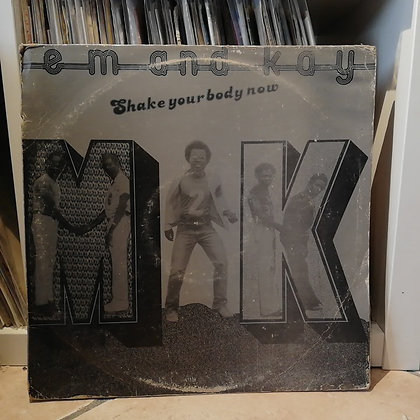 EM And Kay – Shake Your Body Now [TOP Records]