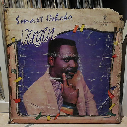 Smart Oshoko ‎– Virgin [Regal Frank International Ltd]