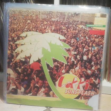 Various – Lekki Sunsplash '88 [Polydor]