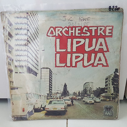 Orchestre Lipua Lipua [Veve]
