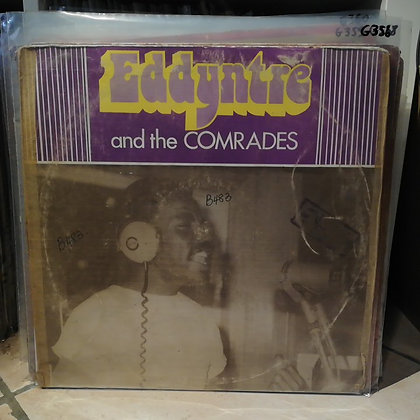 Eddyntre And The Comrades [Panafrik]