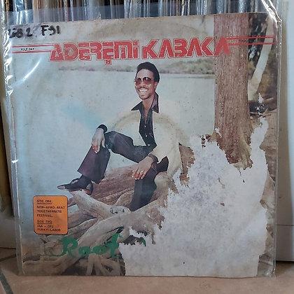 Aderemi Kabaka – Roots Funkadelia [Polydor]