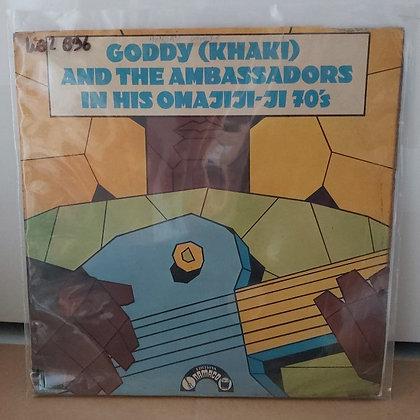 Goddy (Khaki) And The Ambassadors In His Omajiji-ji 70's [Namaco]