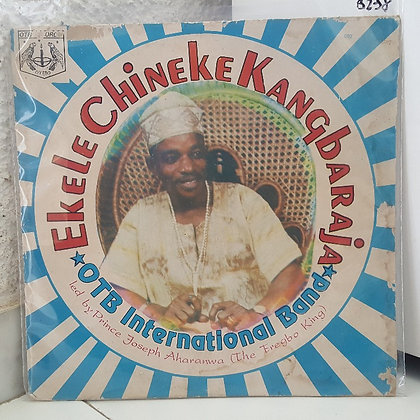 OTB International Band - Ekele Chineke Kangbaraja [Otb Records]