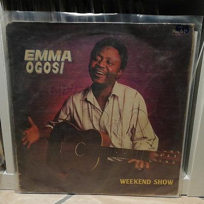 Emma Ogosi – Weekend Show [Polydor]