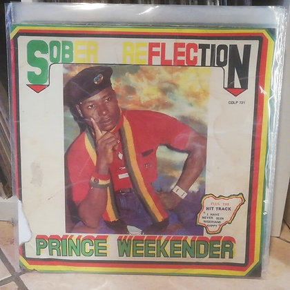 Prince Weekender – Sober Reaction [Coconut]