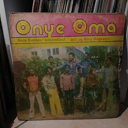 State Brothers International - Onye Oma [Homzy]