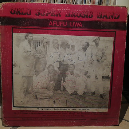 Orlu Super Brusis Band - Afufu Uwa [SNE]