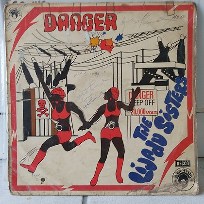 Lijadu Sisters – Danger [Afrodisia]