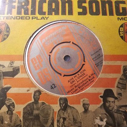 Idowu Animashawun And His Lisabi Brothers International - Jelenke [African Song]