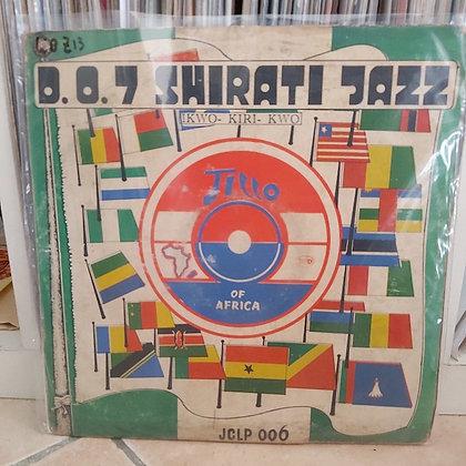 D. O. 7 Shirati Jazz – Ikwo-Kiri-Kwo [Jicco]