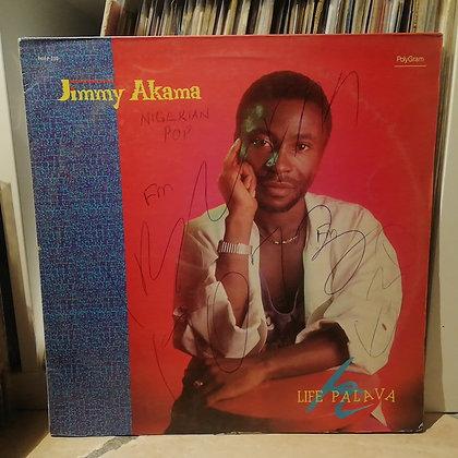 Jimmy Akama – Life Palava [Polydor]